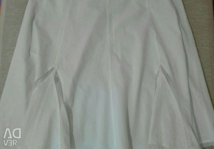 Şık takım elbise% 100 pamuk 54-56 beden