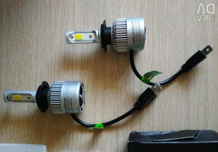 Diode lamps