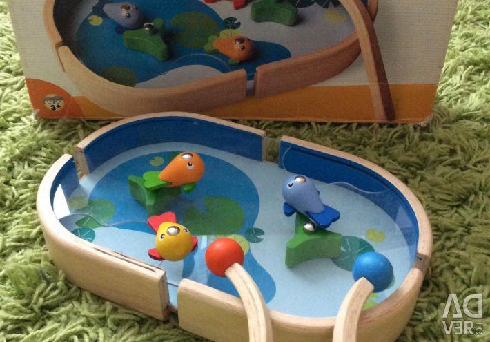 Fishing Plan Toys