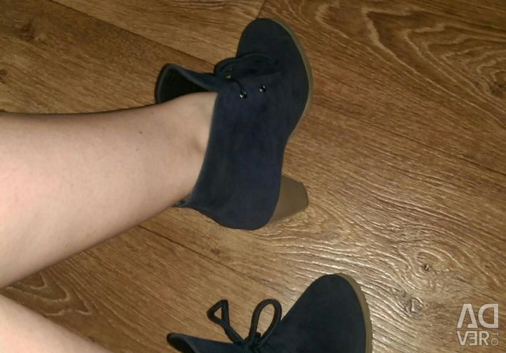 Ankle boots spring-autumn
