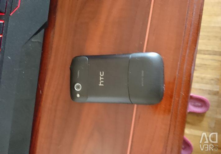 HTC επιθυμία s