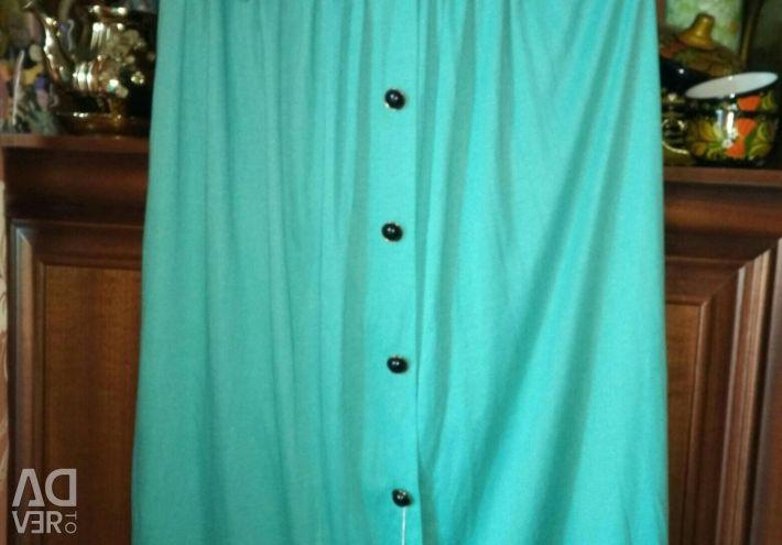 Suit vintage skirt