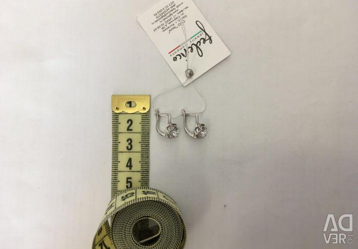 Cercei pentru copii Silver 925 standard