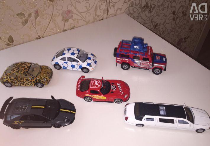 Μοντέλα αυτοκίνητα