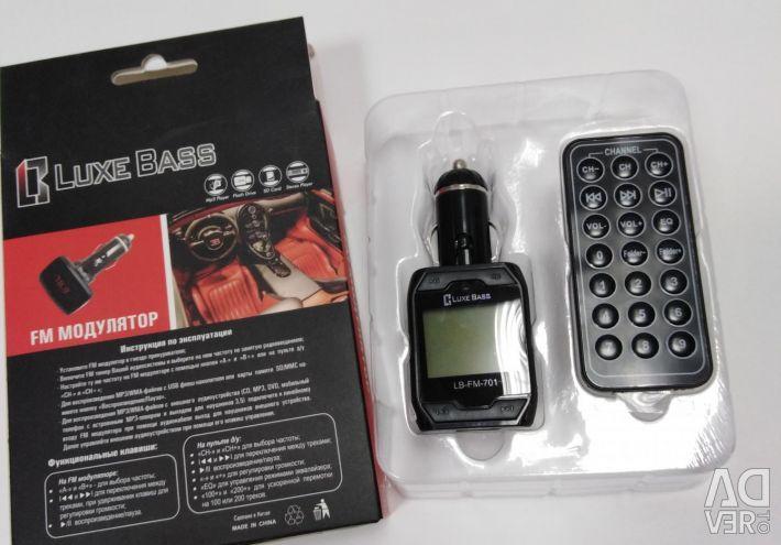 FM modulator LUXE BASS