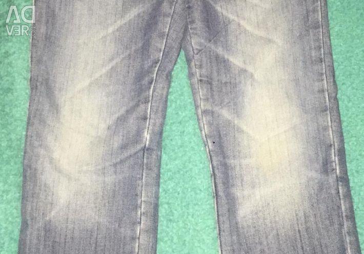 Jeans sports pants 110-116rost
