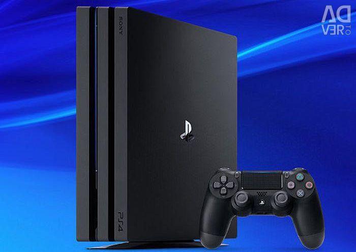 Jocuri Sony PS4 PRO + 64