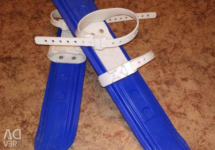 Children's skis.