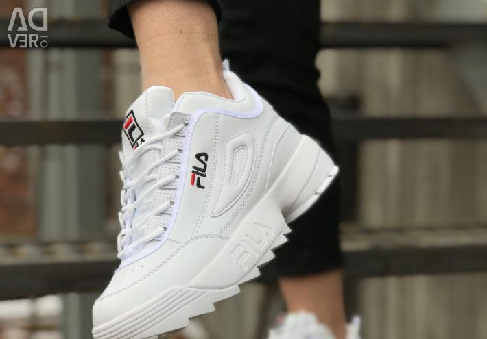 Sale up to -70% Fila Sneakers