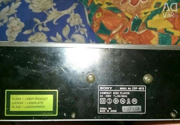 Плеєр компакт дисків