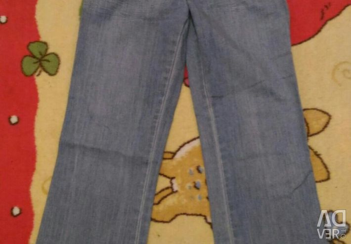 Jeans for pregnant Sweet mama, size 40