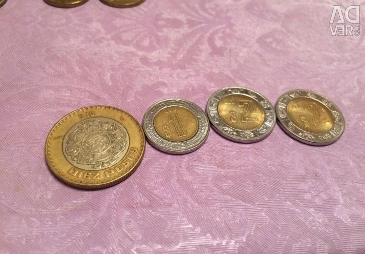 Mexic Monede