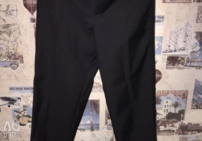 Pantaloni clasici adolescenți