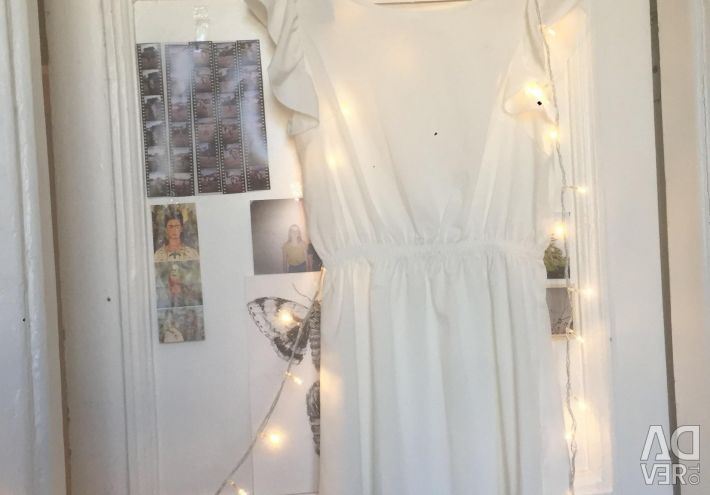 New white dress zara