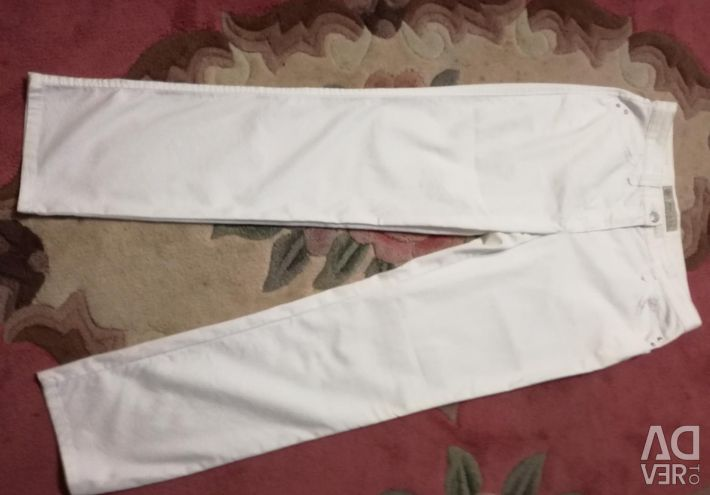 Λευκό παντελόνι pr-va Τουρκία