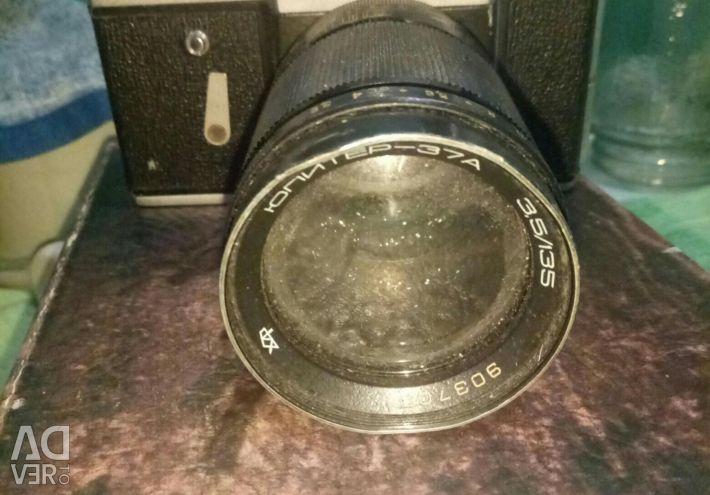 Фотоапарат зеніт-е
