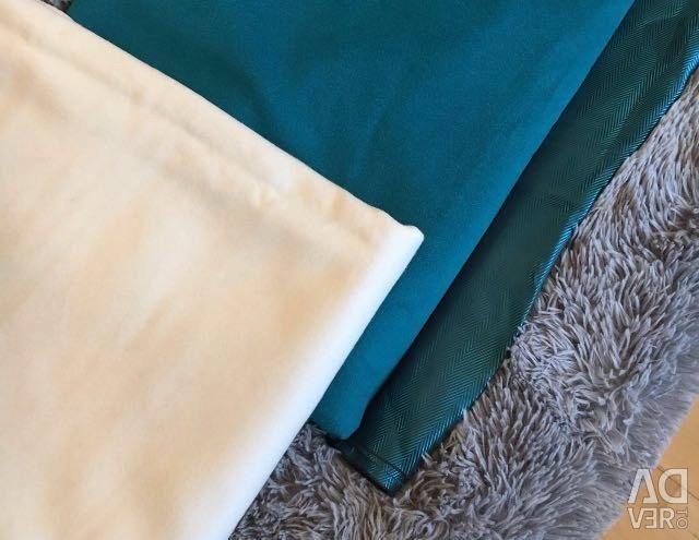 Tăieturi de textile (pentru haine, vestoane, tunici) Italia.