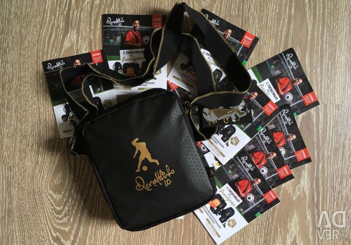 Sports bag over the shoulder new 👱🏼