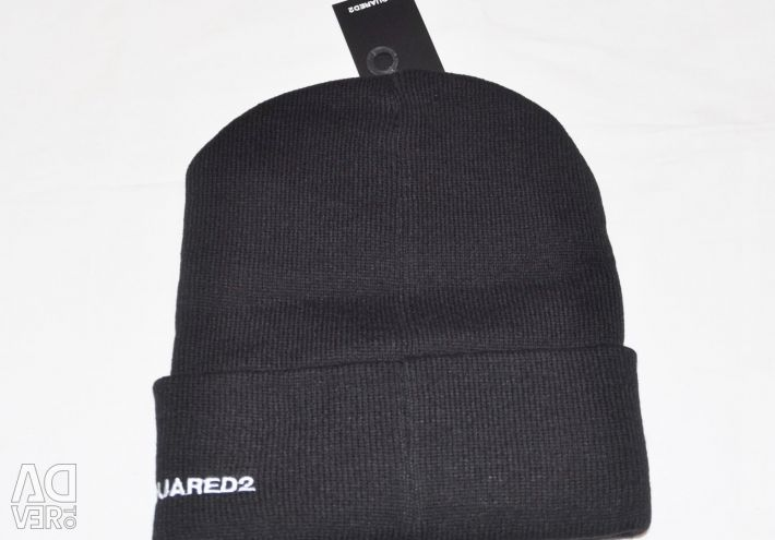 Şapka / Dsquared Simgesi / Yeni