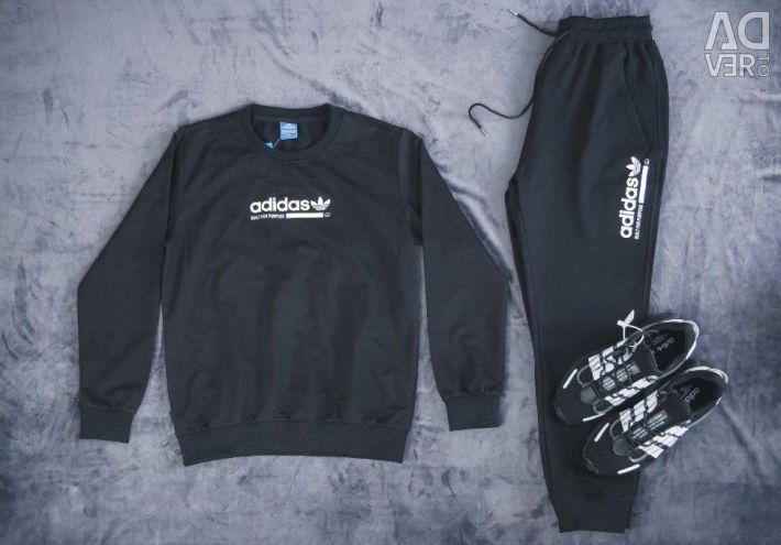 Costum Adidas Classic negru
