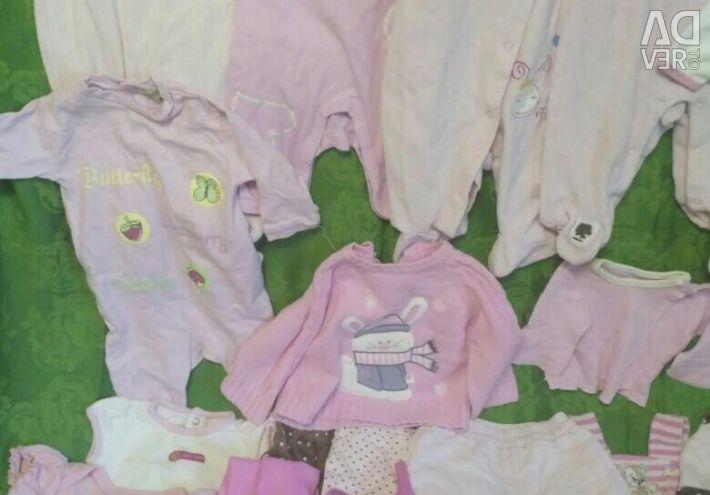 Bebek şeyler paketi 20 adet.