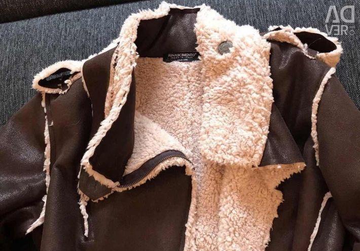 Ultra fashionable Italian sheepskin for avtoledi M