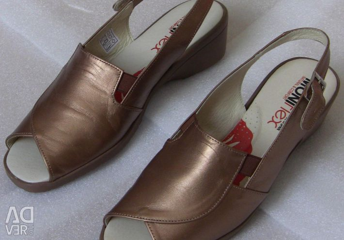 41 Sandals Moniflex bronze Spain