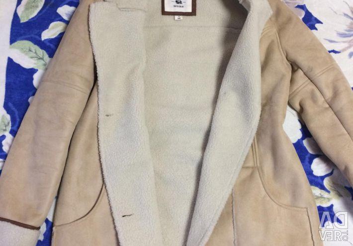 Sheepskin coat bellfield