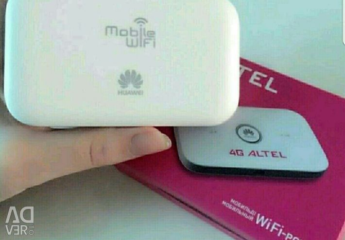 Huawei E5573Cs-322 all frequencies 4G, city Moscow - Advert to sell
