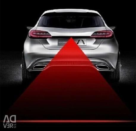Laser fog light auto