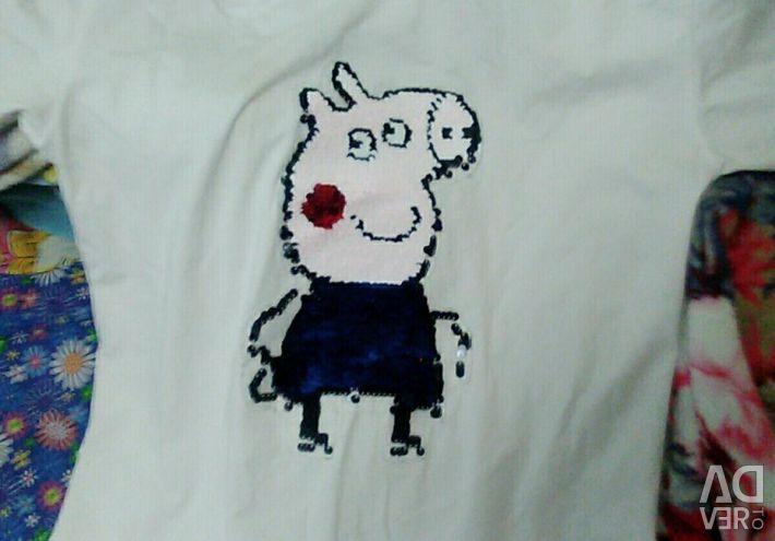 T-shirt pepa