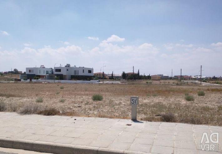 Plot in Agios Georgios, Latsia, Nicosia