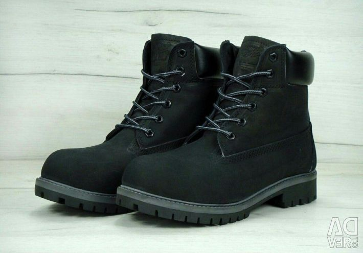 Winter Timberland boots