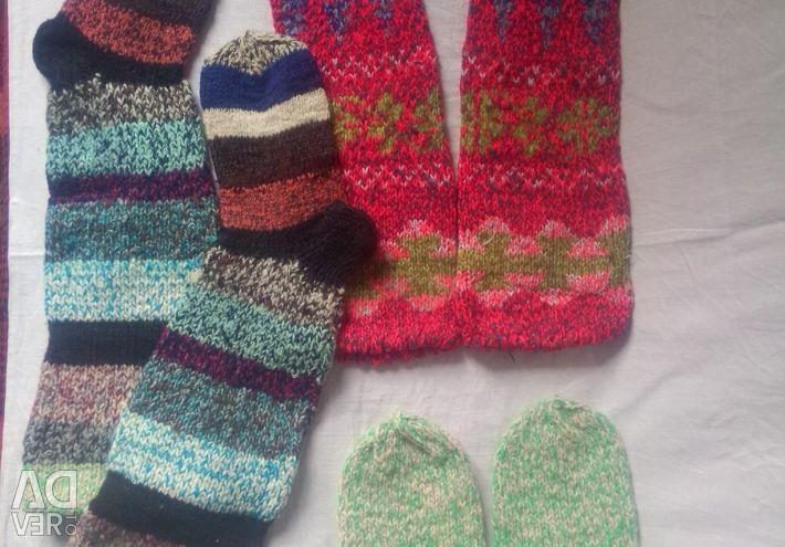 Κάλτσες κάλτσες μαλλί