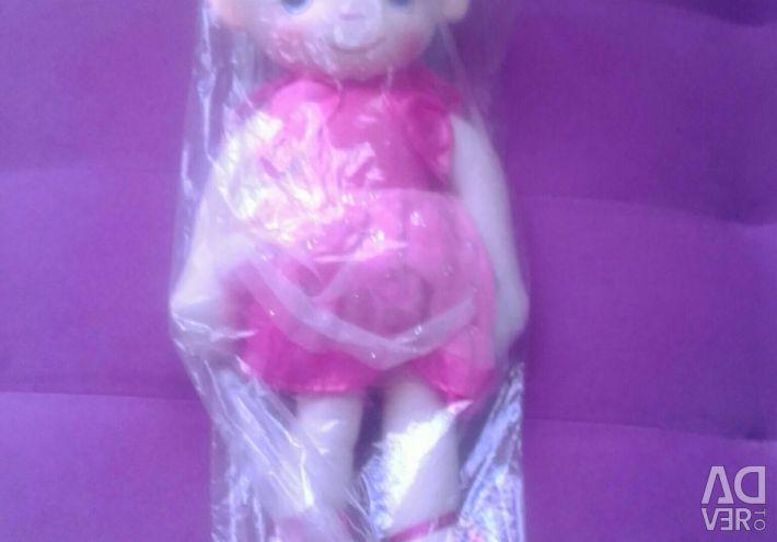 New soft doll