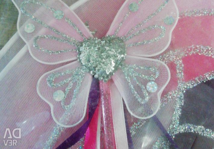 New Fairy Wings + Magic Wand