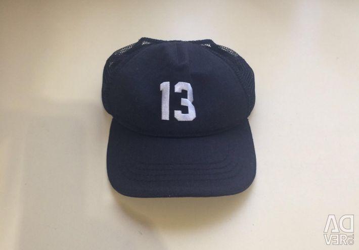 Καπέλο μπέιζμπολ BLACK STAR
