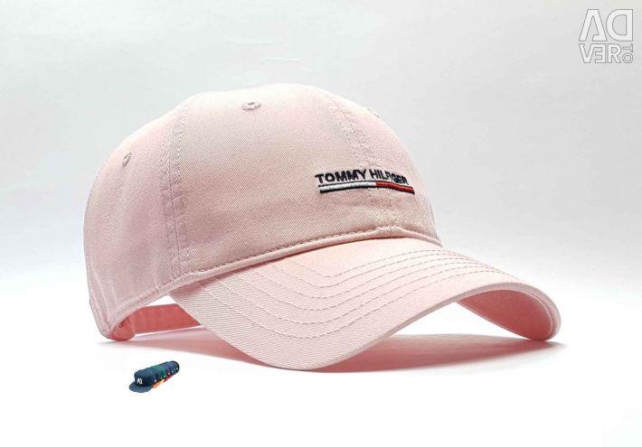 Καπάκι μπέιζμπολ Tommy Hilfiger Line (ροζ)