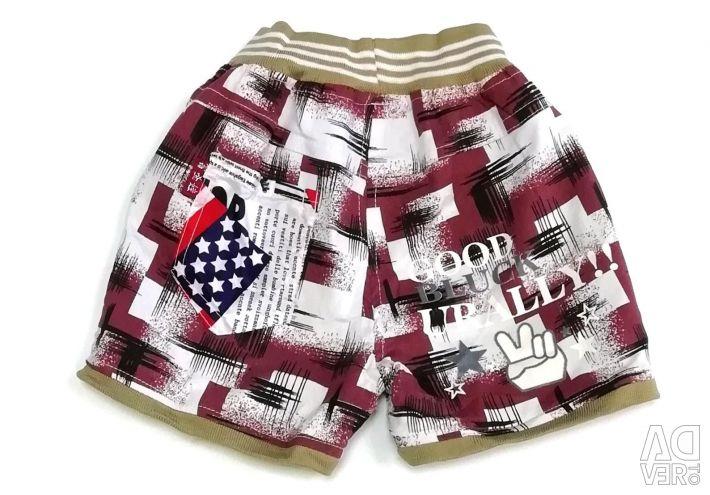 Pantaloni scurți noi (bumbac)