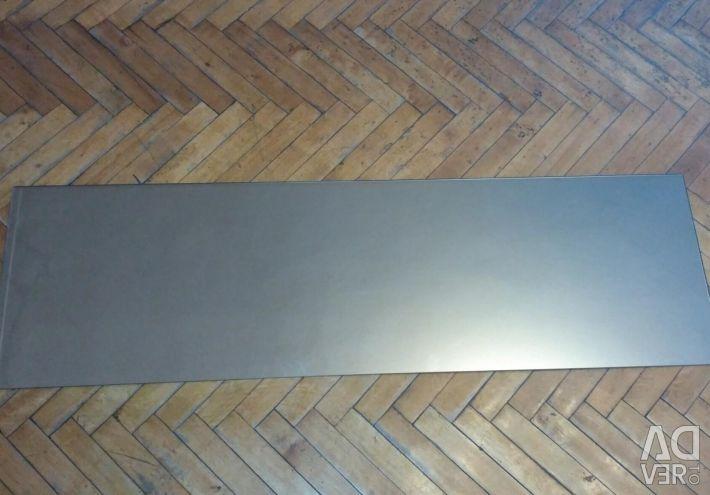 Mirror 135 x 40 cm in excellent condition