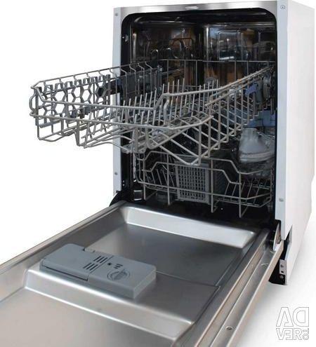 Πλυντήριο πιάτων GiNZZU DC408 ενσωματωμένο