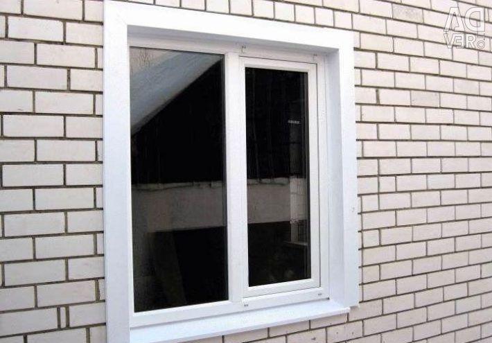 Πλαστικά παράθυρα