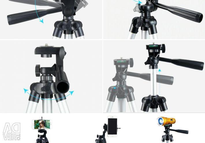🔥 Stativ trepied 3D 650 mm universal nou