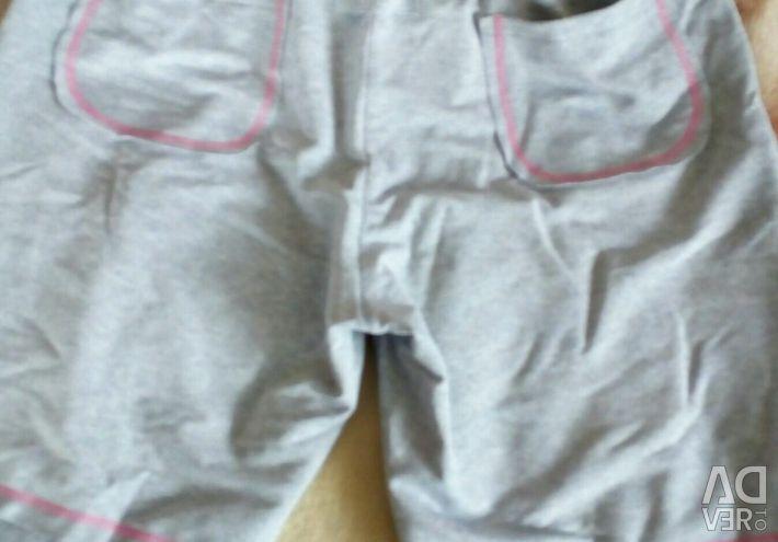 Shorts women's elongated.New