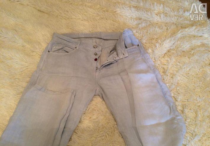 Erkek pantolonları ICEBERG