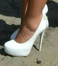 Shoes are wedding.