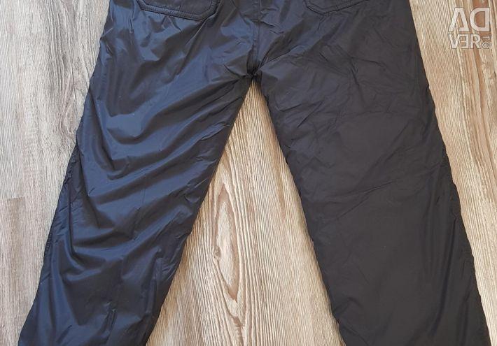 Winter sweatpants