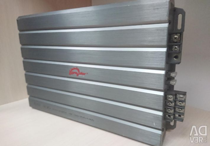 Amplificator auto Dragster DAE406. ID1316.