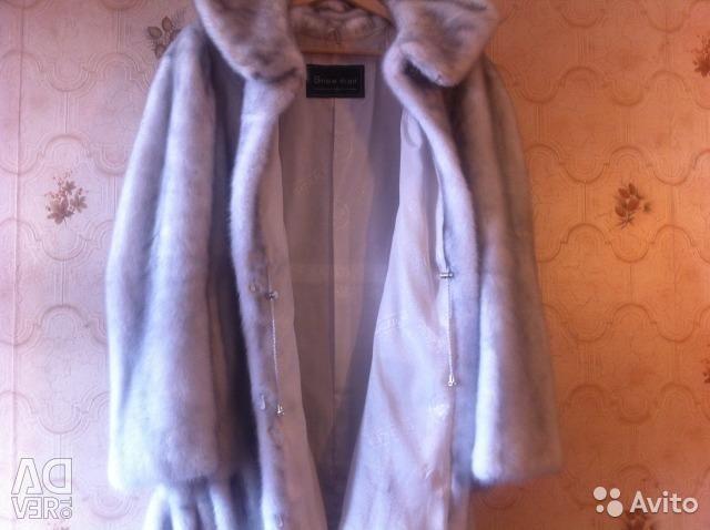 Chic mink coat !!!