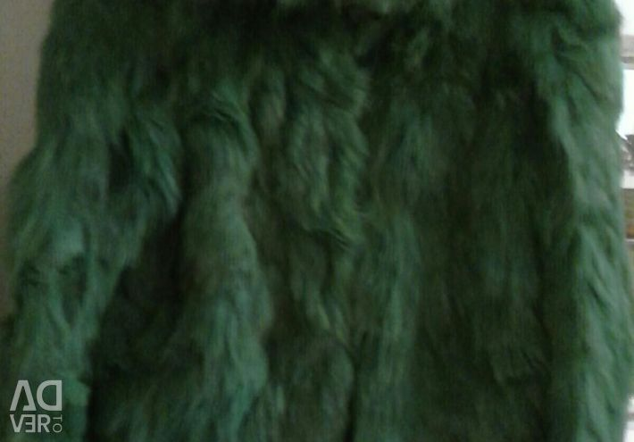 Σύντομη γούνα παλτό